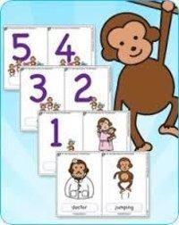 Coco Monkey Action Preschool Game