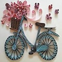 Paper Quilling Beginners Diy Kit Creative Learning Paper Art