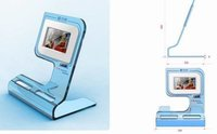 Customize Shape Oem Acrylic Display With Silk Screen Printing With Screen