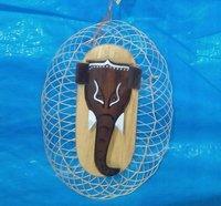 Plate Wall Hanging Elephant Head