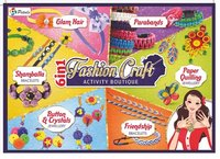 6 in 1 Fashion Craft Activity Boutique Creative DIY Kit