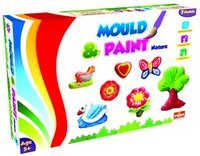 Mould and Paint Nature DIY Creative Painting
