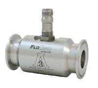 B16D Series FloClean Sanitary Turbine Flow Meter