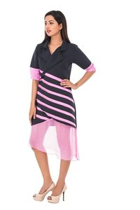 Ladies Blazer Short Dress