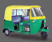 3 Seater Passenger Auto Rickshaw