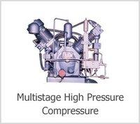 Multi-Stage High Pressure Compressor