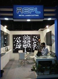 Food Hospitality World Bangalore 2017 Exhibition Stall Designing Services