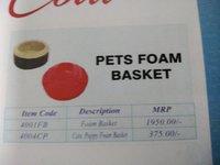 Pet Foam Basket