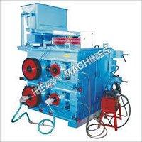 Two Roll Paddy Poha Flaker Machine