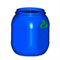 35 Ltr Square Full Open Top Drums