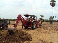 Backhoe Loader For General Excavation