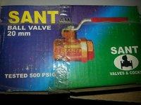 Sant Ball Valve (20mm) in Ghaziabad