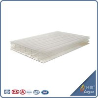 Polycarbonate Hollow Multi Wall Pc Sheet