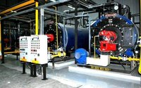 2 Tph Gas Fired Steam Boilers