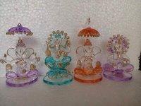 Glass Ganesh Idols in Mumbai