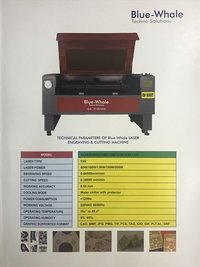Laser Engraving And Cutting Machine in New Delhi