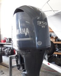 New Yamaha 350 HP Outboard Motor Engine