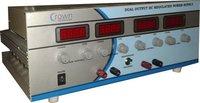 Dual Output Dc Regulated Power Supply 0-30v 2a