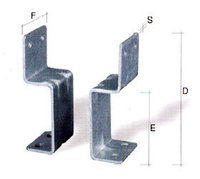 Anti Dust Stainless Steel Brackets