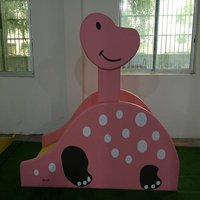 Brontosaurus Fitness Safety and Soft Fitness Equipment