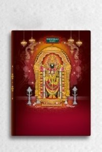 Attractive Printed Executive Diary