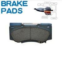 Wholesale Auto Car Ceramic Front Brake Pad For Toyota Hilux 04465-0k280