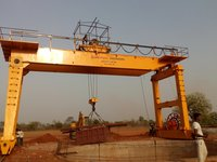 Box Type Double Girder Gantry Cranes