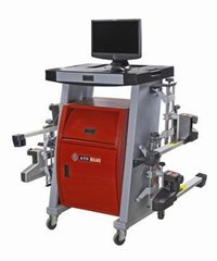Car Wheel Alignment Machine