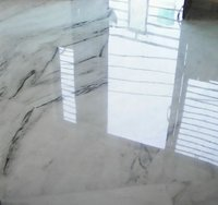 Marble Floor Polishing Solution