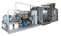 Pollution Compact Waste Water Treatment Plant