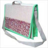 Jute Embroidery Bag