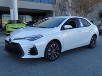 Used Car (2017 Toyota Corolla LE - LE 4dr Sedan)
