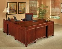 New Antigua Executive L-Shape Office Desk