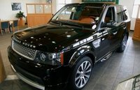2010 Land Rover Range Rover Sport Supercharged 4x4 Supercharged