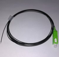 Durable Ftth Solution Fiber Optic Pigtail
