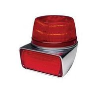LED and Halogen Rotating Beacon
