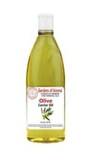 Olive Carrier Oils