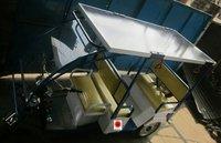 Solar E Rickshaws