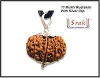 11 Mukhi Rudraksha Locket (N)