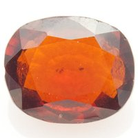 Hessonite Gomed Gemstone