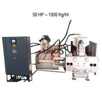 Hydraulic Briquetting Machine
