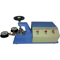 Bendtsen Smoothness And Porosity Tester Calibration Service