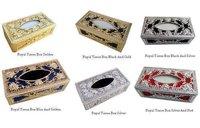 Royal Tissue Box Holder