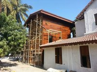 Ipe Natural Wood For Facade