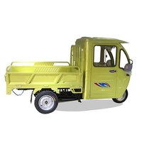 QS-E1.5 Electric Loader Rickshaw