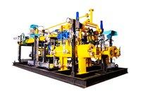 Gas Metering Skids