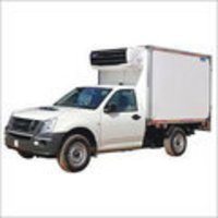 Commercial Mini Refrigerated Trucks