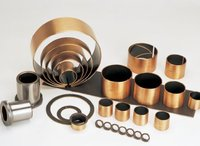 Metal Polymer Composite Bearings