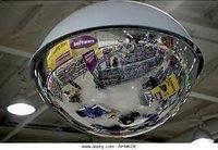 Acrylic Full Dome Mirror