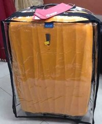 Transparent Trolley Cover